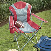 MLB Reclining Camp Chair