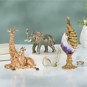 animal jewelry box
