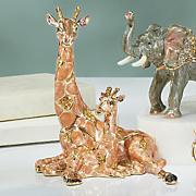 giraffe jewelry box
