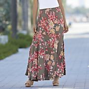Cypress Floral Skirt