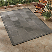 Patio Block Indoor/Outdoor Rug