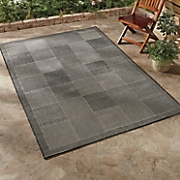 Patio Block Indoor/Outdoor Rug