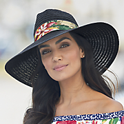 Botanical Large-Brim Fedora
