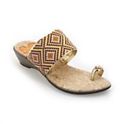 Sahalie Toe-Thong Sandal by Two Lips