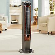 "42"" Wind Curve Tower Fan with Fresh Air Ionizer by Lasko"