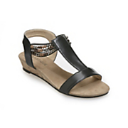 Stretch Bead Sandal by Classique
