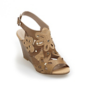 Floral Wedge by Monroe and Main
