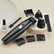 all in one rechargeable grooming kit by wahl