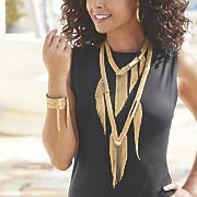 Mesh/Fringe Jewelry