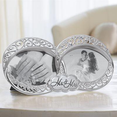 Wedding Ring Frames from Midnight Velvet VI760310