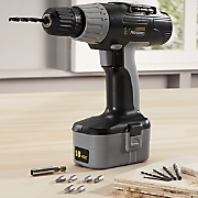 18-Volt Cordless Drill by Pro-Series