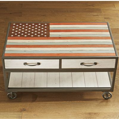 Flag Coffee Table