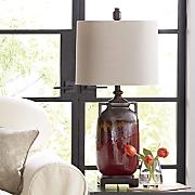 Sunset Bronze Ceramic Table Lamp