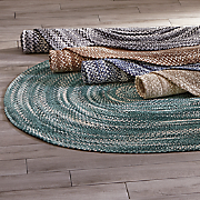 Good Ombre Chenille Braid Rug