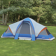 3-Room Wyoming Family Tent by Suisse Sport