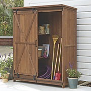 Barn Door Garden Shed