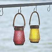 Solar Jar Lantern