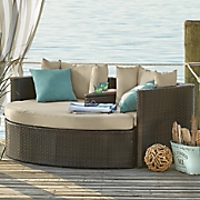 Wicker 2 Seater