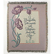 Moments Personalized Tapestry Throw