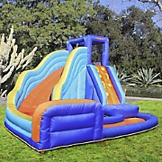 Big Wave Inflatable Water Slide by Sportspower