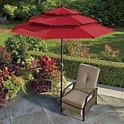 9' 3-Tier Umbrella