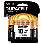 Duracell 16-Pack of AA Batteries