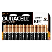 Duracell 24-Pack of AA Batteries