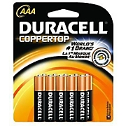 Duracell 10-Pack of AAA Batteries