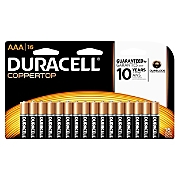 Duracell 16-Pack of AAA Batteries