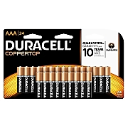 Duracell 24-Pack of AAA Batteries