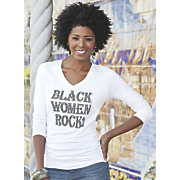 empowerment long sleeve t shirt
