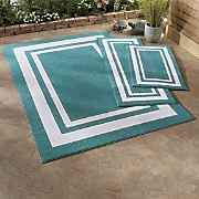 Borderline Indoor/Outdoor Rug Set