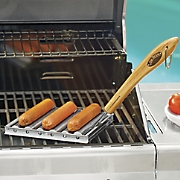 BBQ Hot Dog Roller by Jim Beam