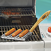 BBQ Hot Dog Roller by Jim Beam