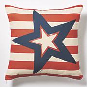 star time patriot indoor outdoor pillow