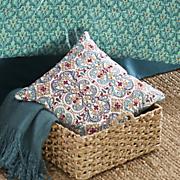 bijou patterned accent pillow