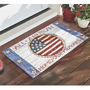 """All-American Memories Mat - 18"""" X 30"""""""