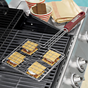 s mores grilling basket by hershey