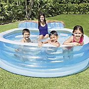 Family Lounge Pool by Intex