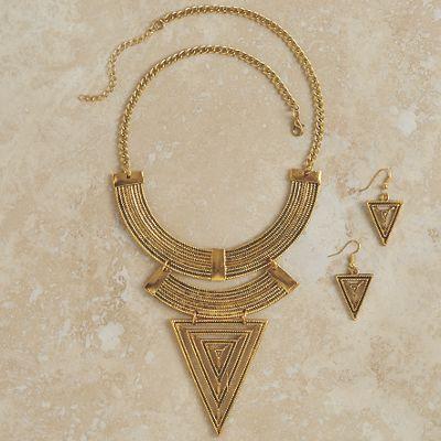 Zuma Necklace Set
