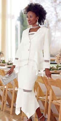 Emmalene Skirt Suit