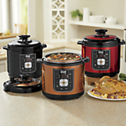 6 qt  multi cooker by chef tested