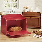 Beadboard Bread Box