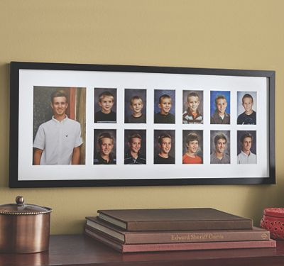 School Years Collage Frame