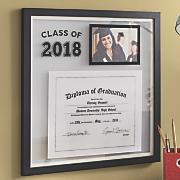 graduate diploma frame