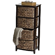 curved front 4 basket stand