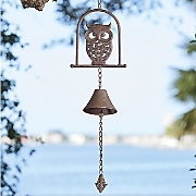 Owl Hanging Bell