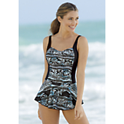 modern tribe swim dress