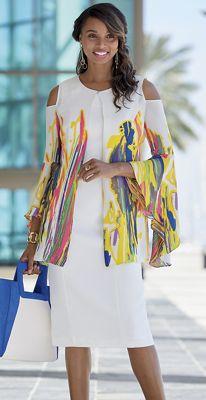 Sloane Jacket Dress