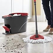 easy wring spin mop refill by o cedar